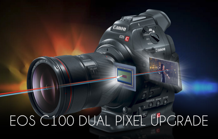 Canon release firmware update for eos c100, eos c300 & c300 mark.