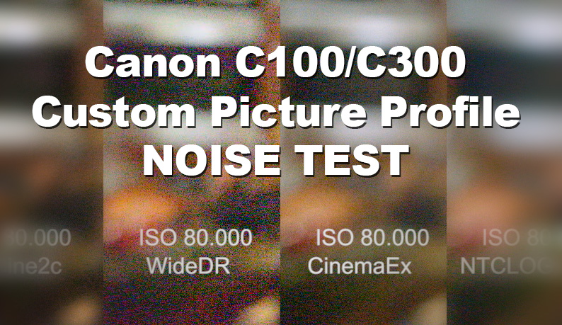 Canon c100 picture profiles youtube.