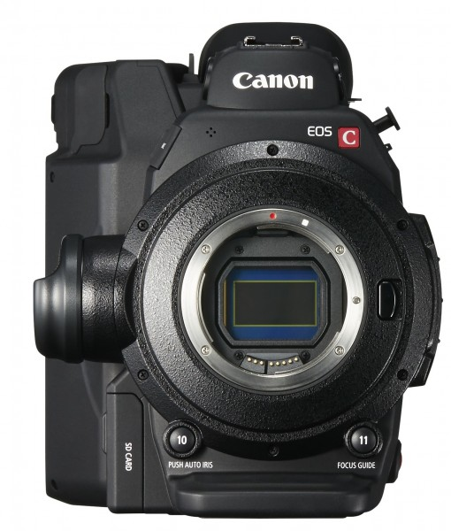 CanonC300MkII_Front