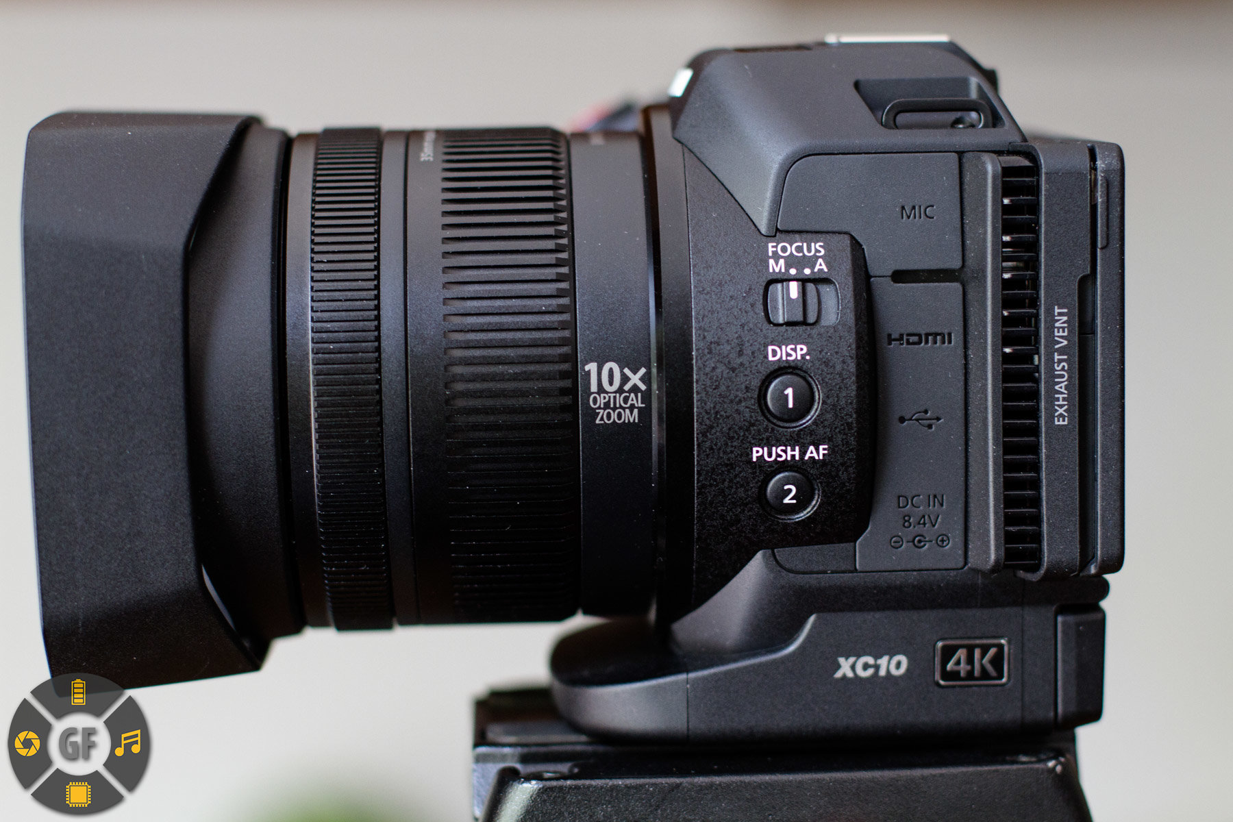 Canon XC10 extensive camera REVIEW