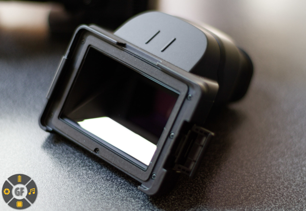 Attachable Display Loupe