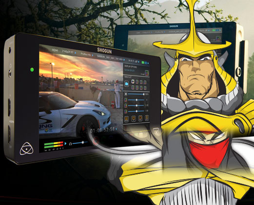 Atomos released Firmware 6.51 for Shogun and Assassin