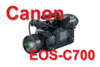 Canon EOS C700 Cinema Camera Announced