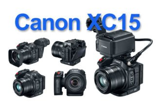 Canon XC15 Compact Cinema Camcorder Announced